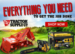 Tractor Supply has Everything You Need to Get the Job Done. Shop now!