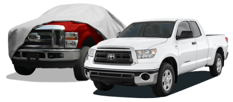 To find the best truck covers, first select your make, model and year for the best fit.
