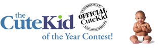 Cute Kid of the year photo contest